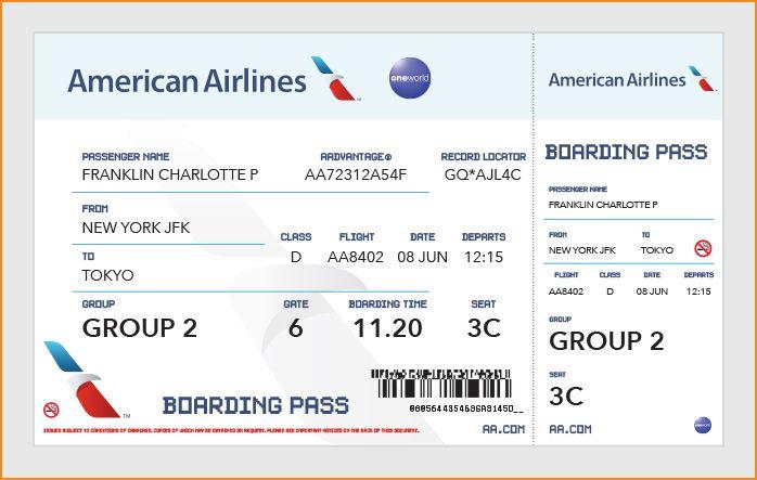 Original-Airline-Ticket