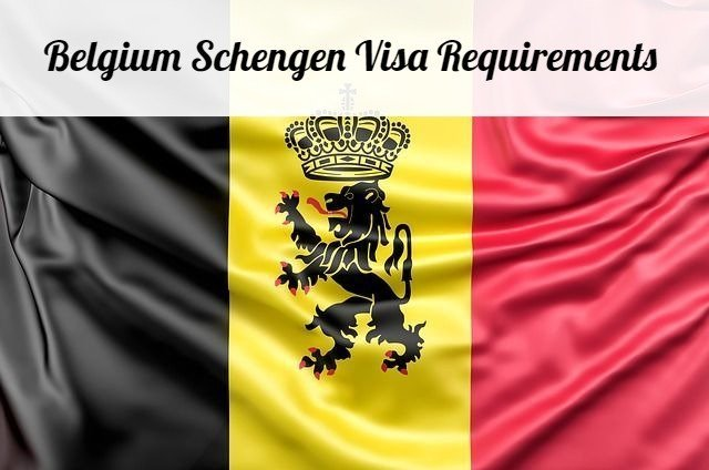 Belgium-schengen-visa-requirements