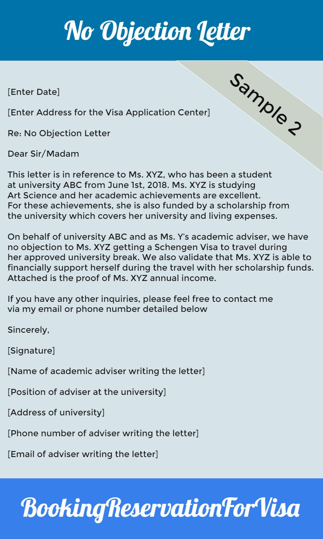 No-Objection-Letter-For-Visa-Students-Sample