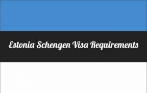 Estonia-schengen-visa-requirements