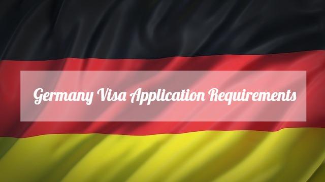 Germany-visa-application-requirements