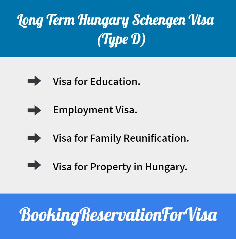 long-term-hungary-schengen-visa-types