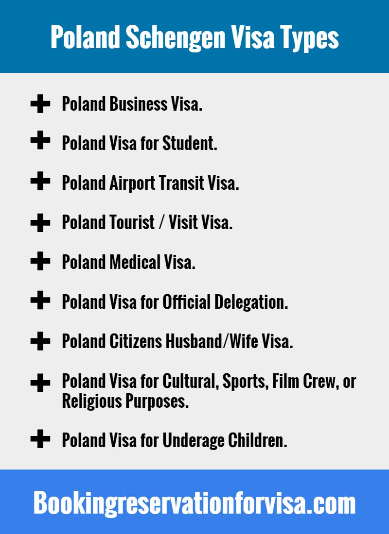 poland-schengen-visa-types