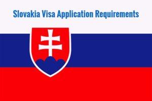 Slovakia-visa-application-requirements