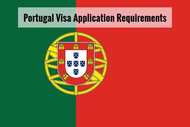portugal-visa-application-requirements