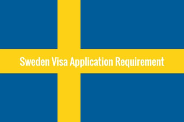sweden-visa-application-requirements