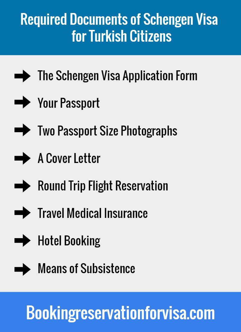 Required-documents-for-schengen-visa-from-turkey