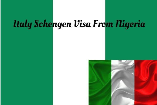 Italy-Schengen-Visa-From-Nigeria